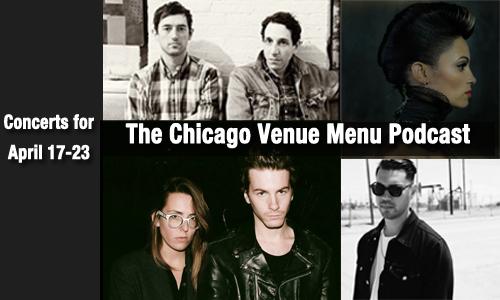 Chicago Venue Menu ep3