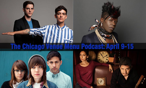 Chicago Venue Menu podcast episode 2