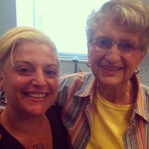 My awesome grandma